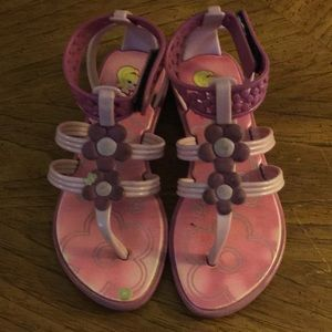 Polly Pocket Sandals